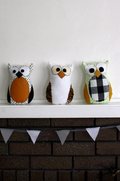 Image of Happy Hooter Sewing Pattern (PDF)
