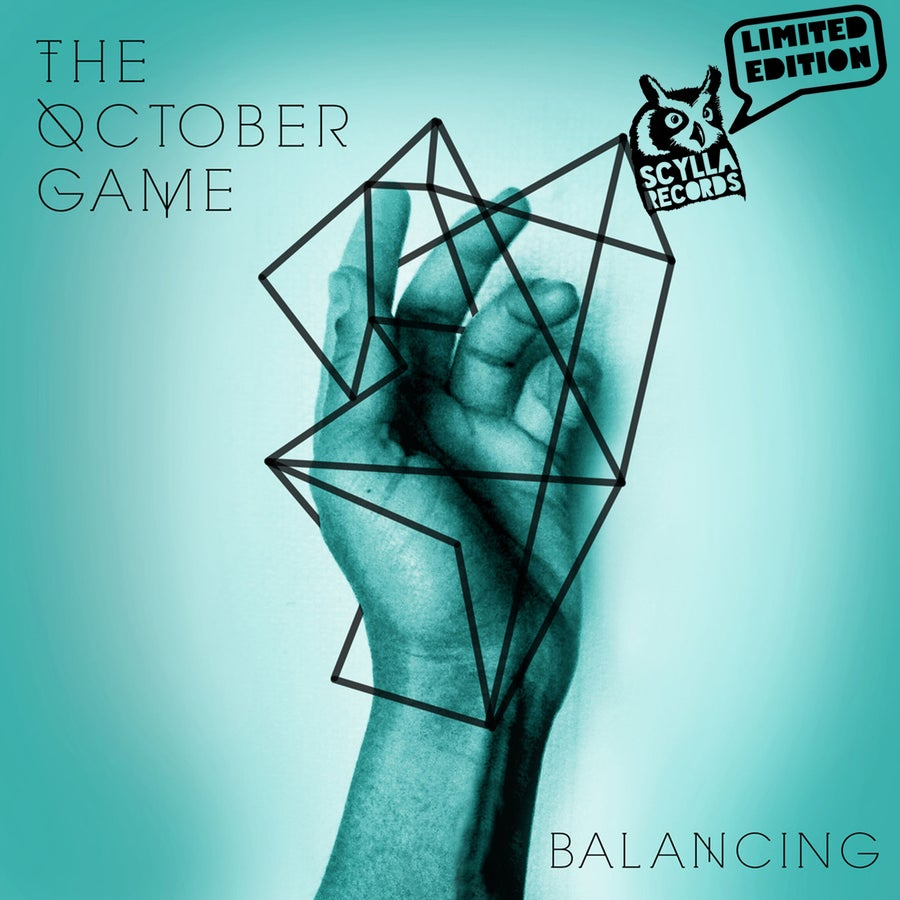"""Image of The October Game - Balancing (2x12"""" LP, CD & MP3)"""