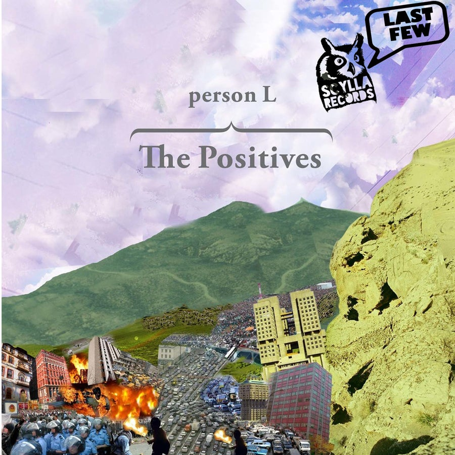 "Image of Person L - The Positives (12"" Double Vinyl)"