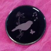 Image of Amy Winehouse Foundation Pin Badge