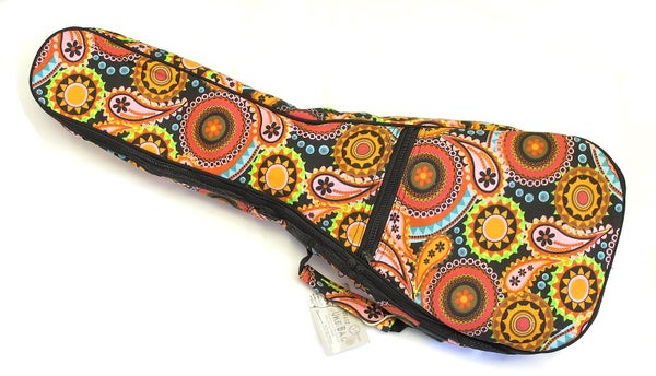 Image of Eddy Finn Mellow Weave Paisley Gig Bag (3 sizes)