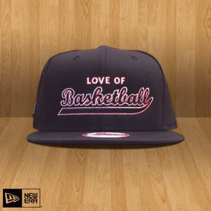 "Image of ""Love of Basketball"" New Era 9FIFTY™ Snapback"
