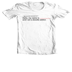 Image of Doodle Addict T-Shirt
