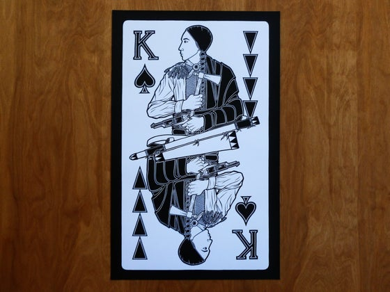 Image of Rebel Kings Print