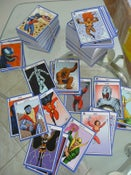 Image of Marvel cards set 1