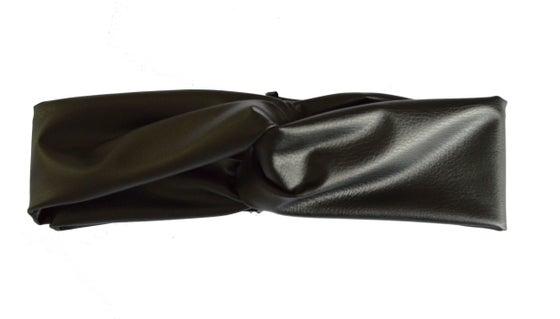 Image of Vegan Leather Turband