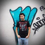 Image of Black Monstrous T-shirt