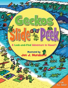 Image of Geckos Slide and Peek