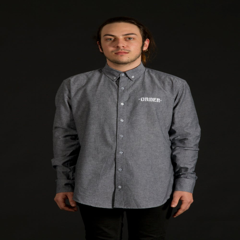 Image of Dark Grey Shirt