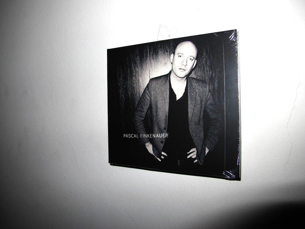 Image of CD - Album - Pascal Finkenauer