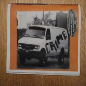 Image of CRIME VAN zine Vol.1