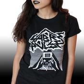 Image of Sabrepulse 'Goo' 2k13 Tee (Black w/White print)