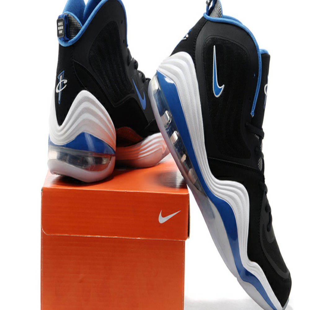 "Image of 2012 NIKE AIR PENNY 5 ""ORLANDO"""