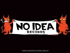 "Image of No Idea Records Back Catalogue 7""s Reasonably Cheap!!!"