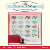 Image of Walking in the Rain PDF Pattern #964