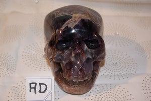 Image of Crâne d'Améthyste 1,595 Kg