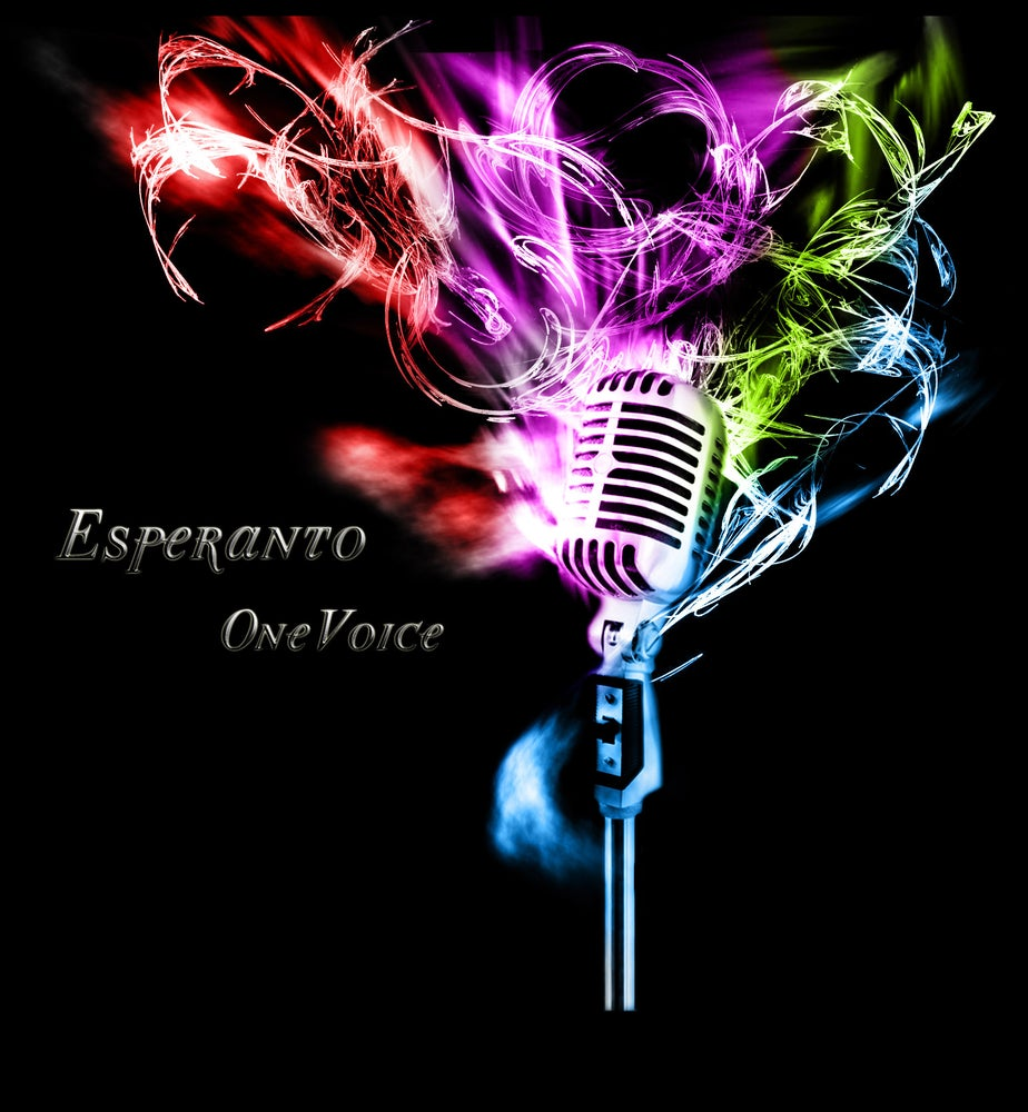 Image of One Voice - Esperanto