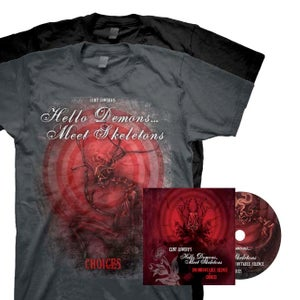 Image of HDMS CD + T-Shirt Bundle