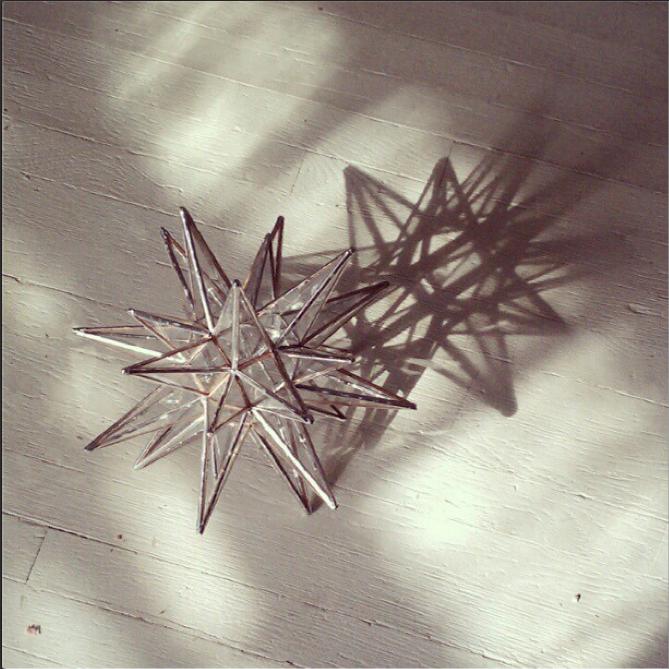 Image of Moravian Star Tree Topper