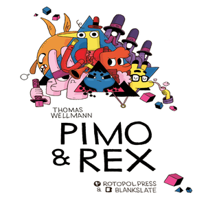 Image of Pimo & Rex - Thomas Wellmann