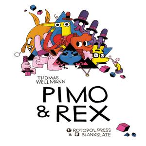 Image of Pimo & Rex - Thomas Wellmann