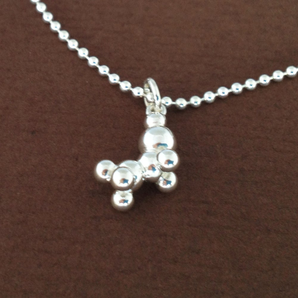Image of ethanol charm necklace