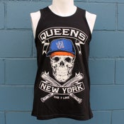 Image of T7L Skull _ tank top