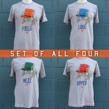 Image of Shea Seats Collection (all 4 shirts)