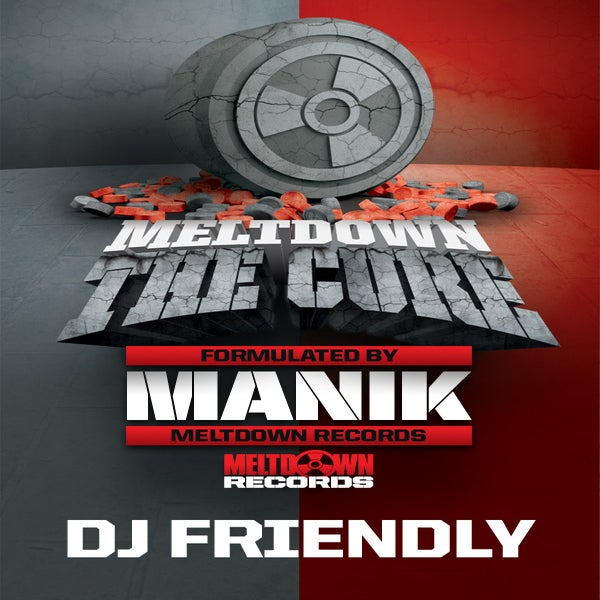 Image of Meltdown: The Cure Album - DJ Friendly Unmixed Version - Includes 16 Tracks