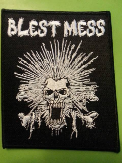 Image of Blest Mess Patch