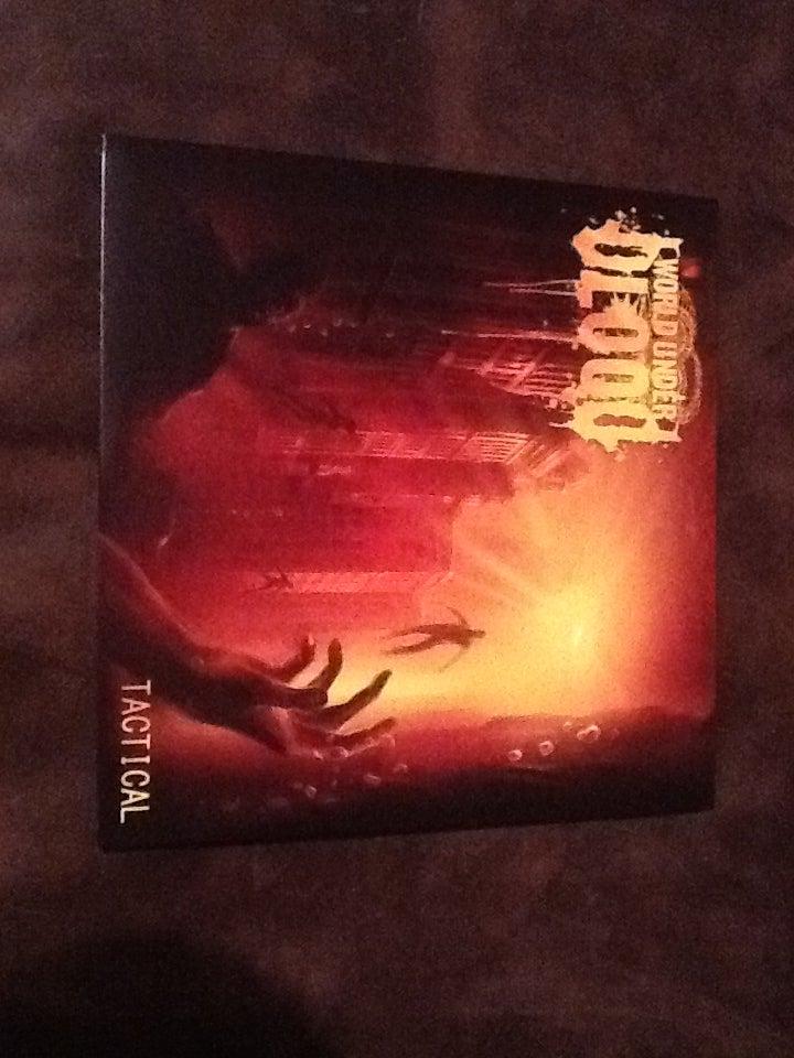 "Image of CKY World Under Blood ""Tactical"" LP 12 tracks vomit colored vinyl!"
