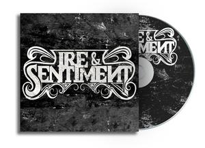 "Image of Ire & Sentiment - ""Ire & Sentiment"" CD"