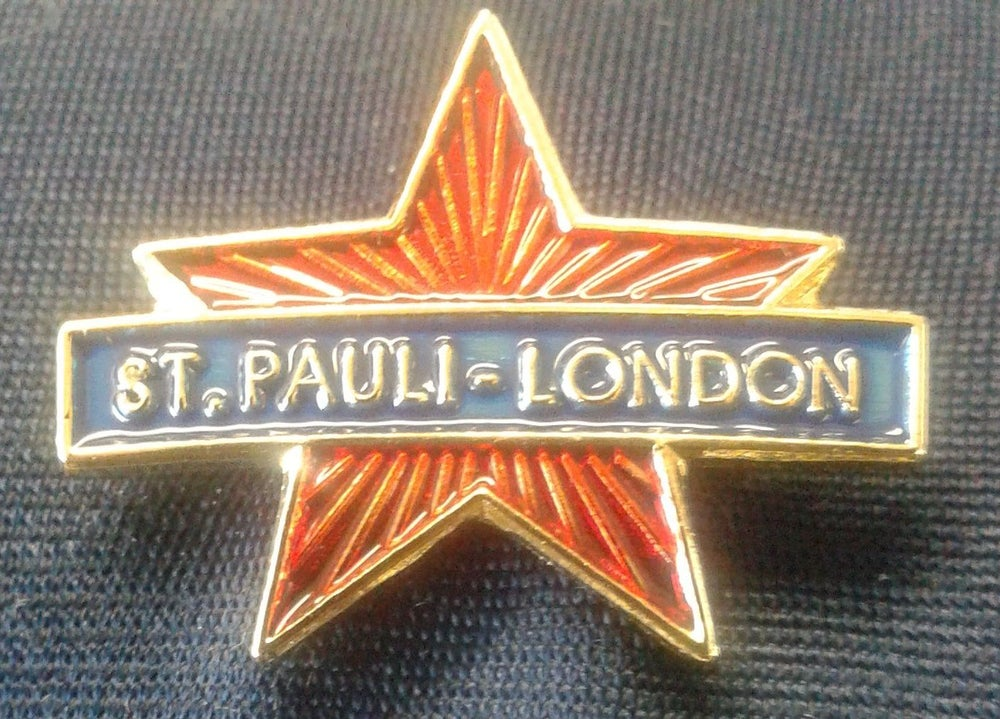 Image of St Pauli-London Enamel Badge
