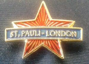 Image of St Pauli-London Enamel Badge