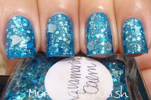 Image of Aquamarine Calm (March)