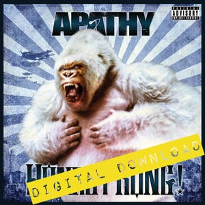 Image of [Digital Download] Apathy - Honkey Kong - DGZ-001