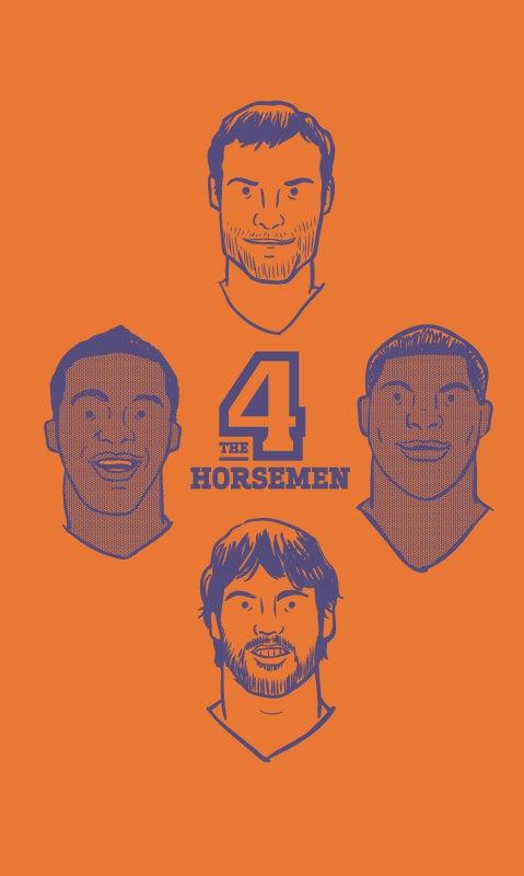 Image of The 4 Horsemen