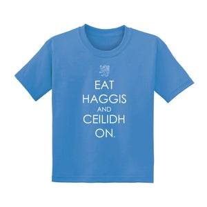 Image of Eat Haggis (Kids t-shirt)
