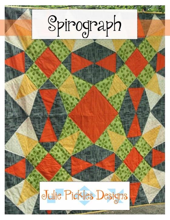 Image of Spirograph Pattern-pdf