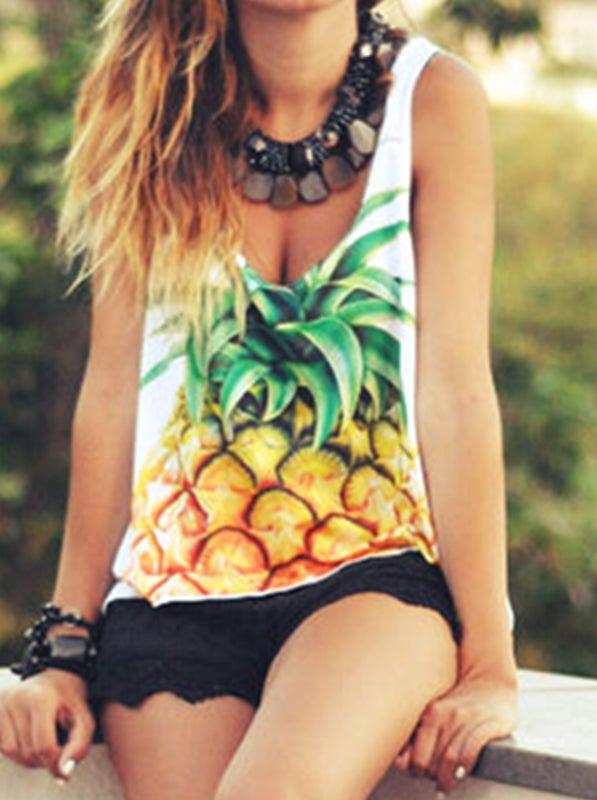 Image of Pineapple Shirt