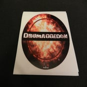 Image of Drumageddon Sticker