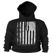 Image of One Nation No God - Hooded Pullover Sweater
