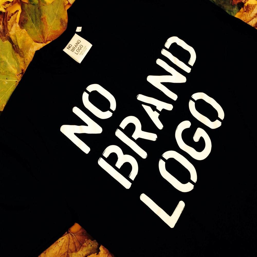 Image of No Brand Logo Stencil T-shirts