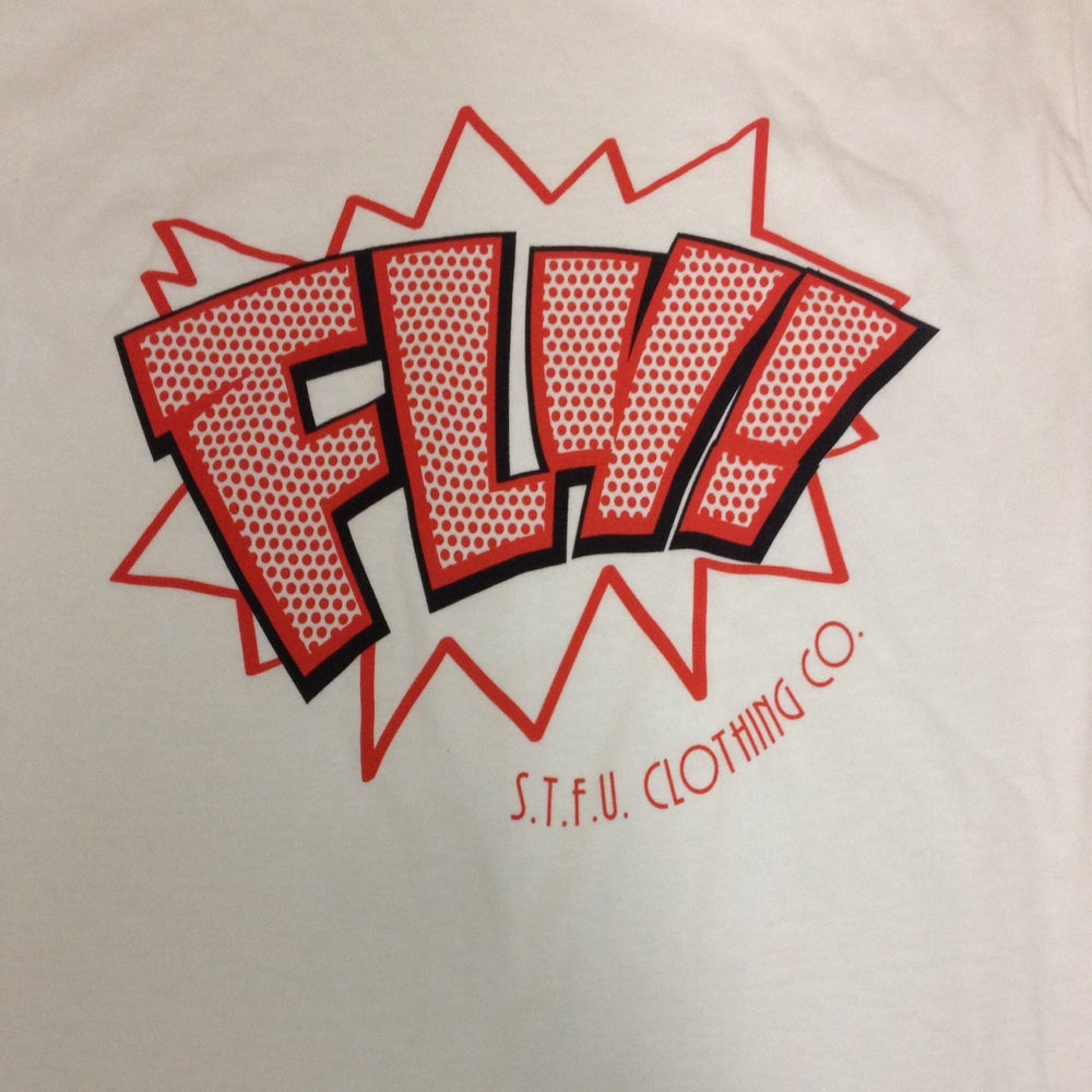 Image of White FLY! Part 2 Tee