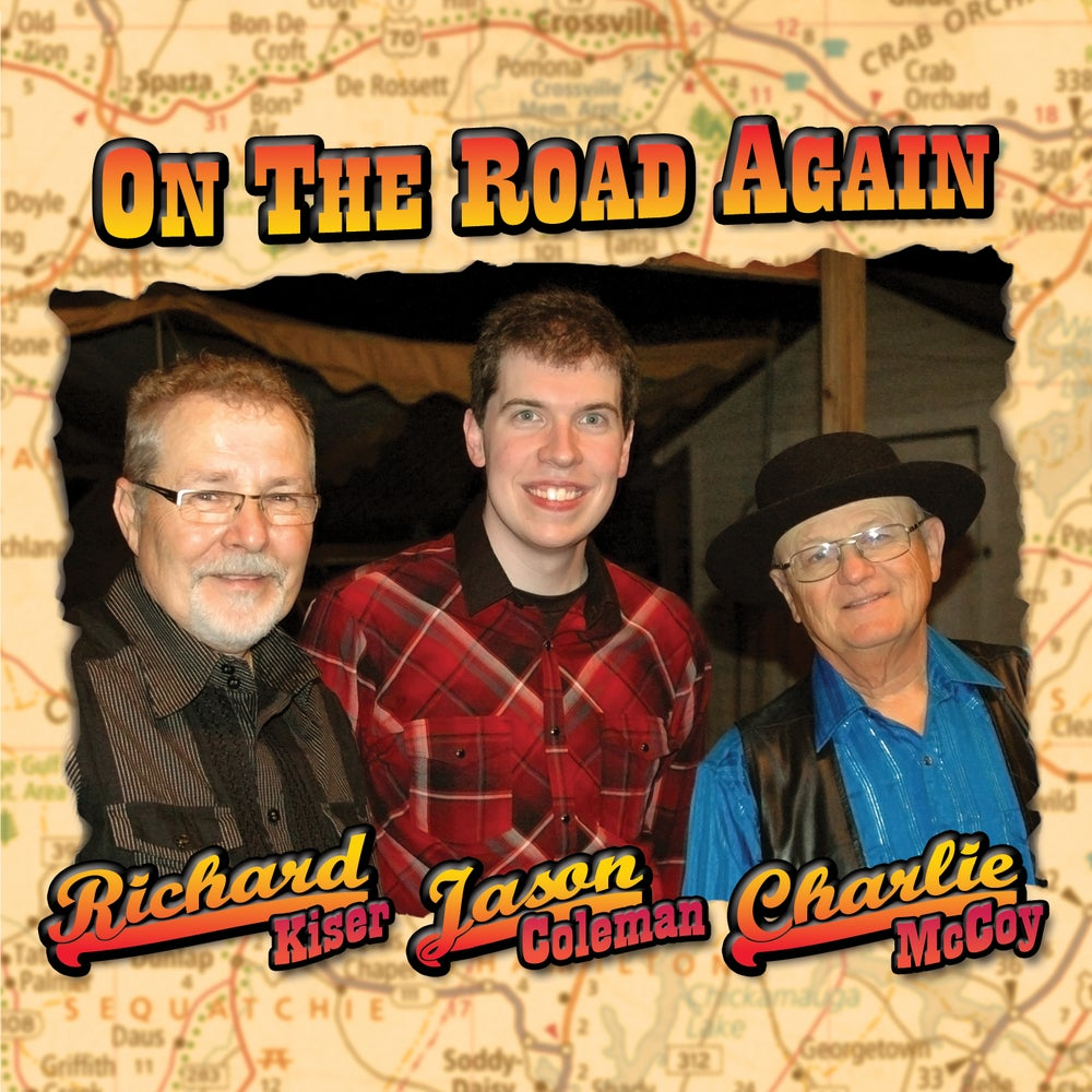 Image of On The Road Again (with Richard Kiser and Charlie McCoy)