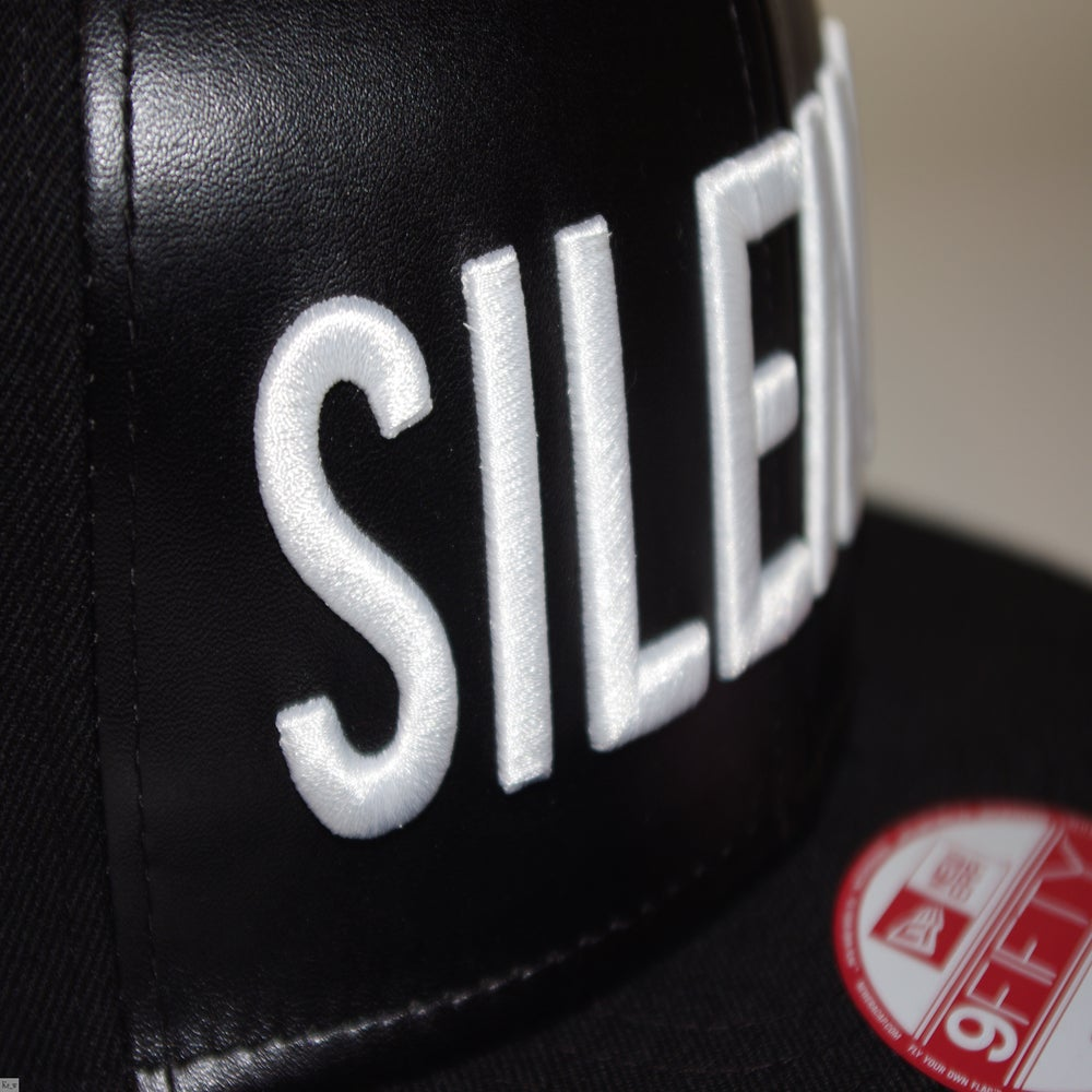 black scale silence