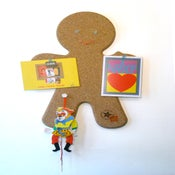 Image of GingerCork Man - Small