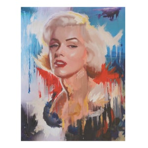 Image of MARILYN MONROE *PRINT*