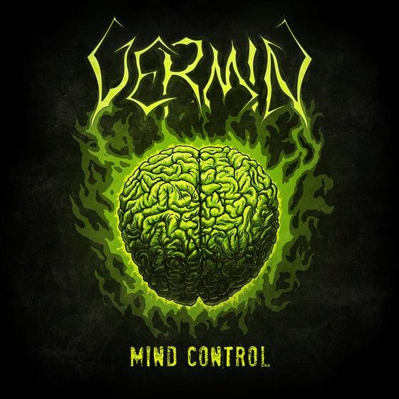 Image of Vermin - Mind Control (CD - Digipak)