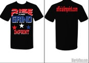 Image of Rise and Grind Tee #1